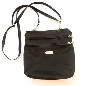 Baggallini Nylon Traveller Crossbody Bag